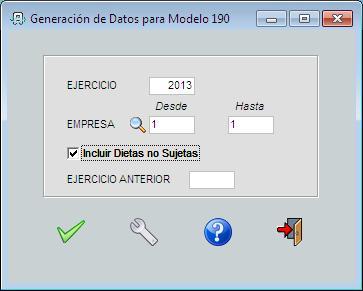 Generación mod. 190